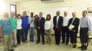 Pastoral Carcerária se reúne com o Governo do Estado
