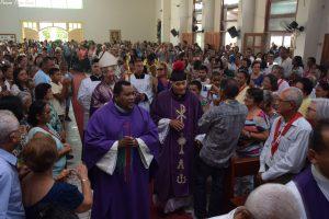 Posse do Padre Weslei Conceição na Paróquia Senhor Deus Menino em Ibicaraí