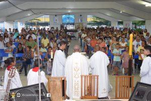 Jubileu de Prata do Encontro da Misericórdia em Camacan