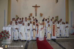 Missa de despedida de Dom Ceslau Stanula da Diocese de Itabuna