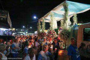 FESTA DE NOSSA SENHORA DE FÁTIMA ACONTECE NA PARÓQUIA DE FÁTIMA EM ITABUNA