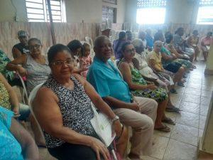 Paróquia Santa Inês realiza projeto Paróquia em Ação