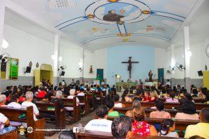 Trezenario de Santo Antonio com o Tema Biomas Brasileiros e Defesa da Vida
