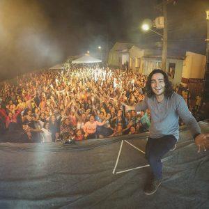 Show de Thiago Brado em Firmino Alves