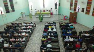 Visita de Dom Carlos a Paróquia de São Judas Tadeu