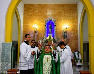 Posse Canônica do Padre Adriano Fernandes na Paróquia Nossa Senhora da Conceição