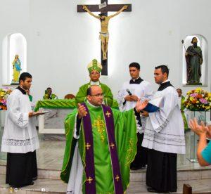 Posse Canônica do Padre Acássio Alves da Silva da Paróquia de São Judas
