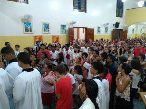 Novenário em Honra a São Sebastião – Camacã