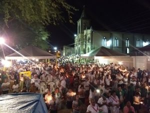 FESTA DE SÃO JOSÉ: CATÓLICOS DE UNA/BA HOMENAGEARAM SÃO JOSÉ COM MISSA SOLENE E PROCISSÃO