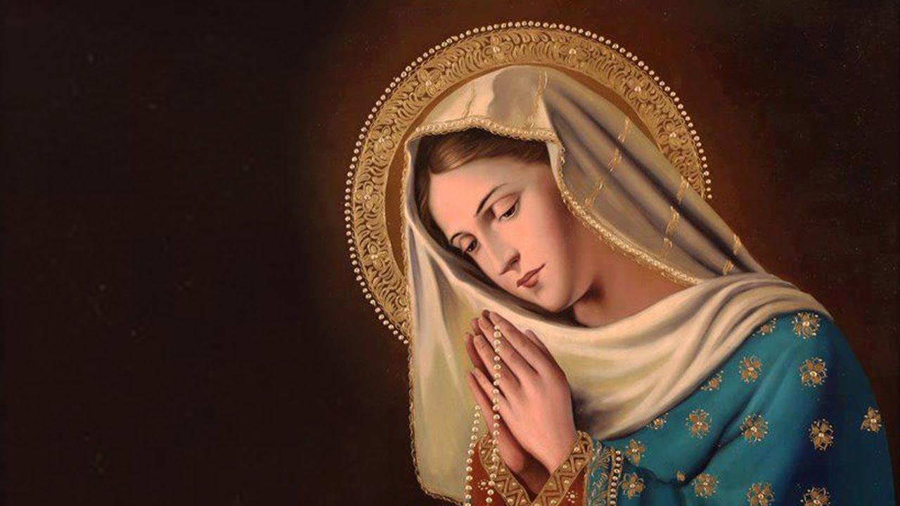 DOM CESLAU: Mês de maio, mês da Mãe de Jesus
