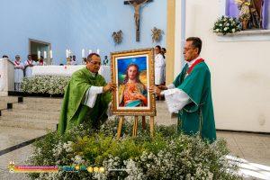 175 ANOS APOSTOLADO: ENCERRAMENTO DA PEREGRINAÇÃO DA IMAGEM DO SAGRADO CORAÇÃO DE JESUS