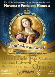 1 Novena de Nossa Senhora da Conceição