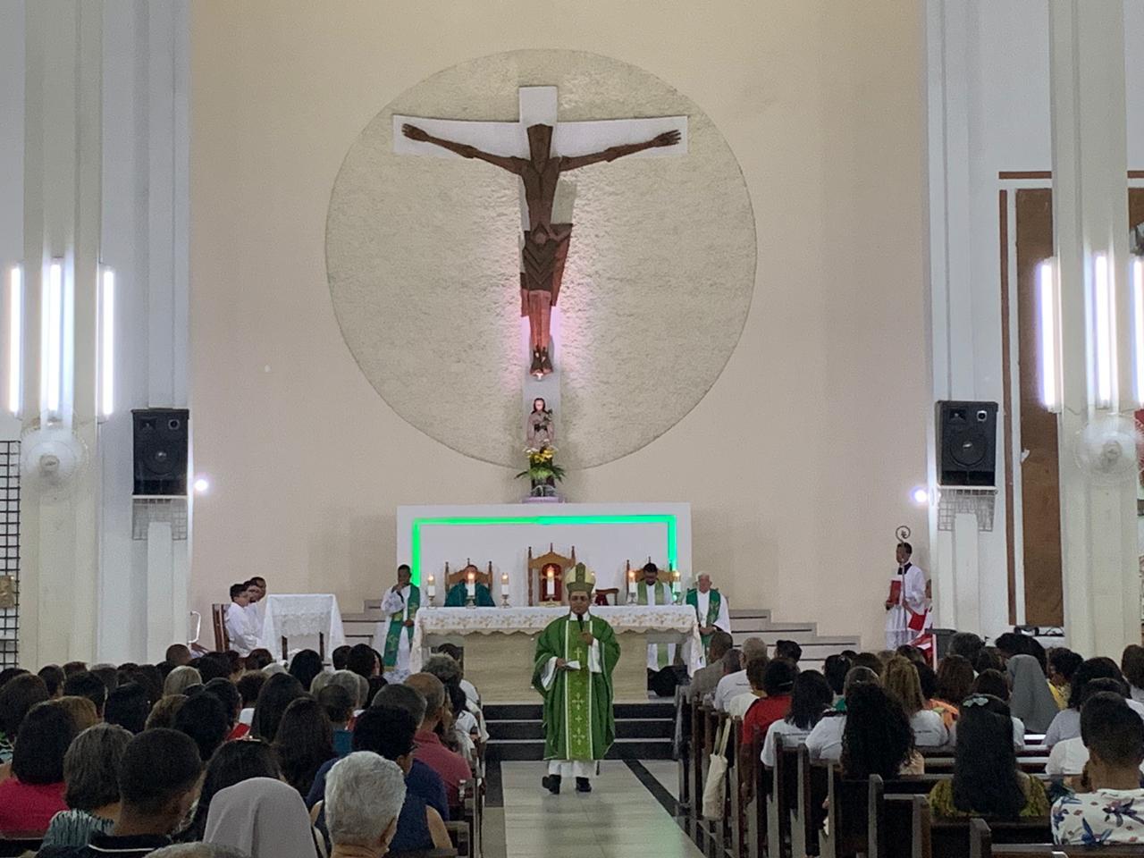 Posse Canônica do Padre Vanildo de Jesus Crucificado, CP