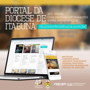 Mensagem de lançamento do novo Portal Diocesano de Comunicação