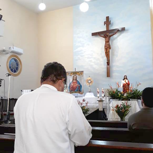 Encerramento do Mês dedicado ao Sagrado Coração de Jesus