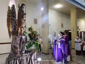 ITABUNA: 3ª NOITE DA NOVENA DA FESTA DO PADROEIRO DA DIOCESE