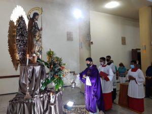 ITABUNA: 5ª NOITE DA NOVENA DO PADROEIRO DA DIOCESE