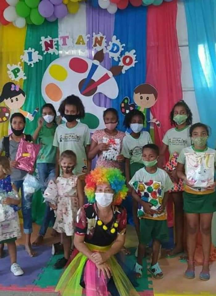 Buerarema: Casa da Criança Padre José Carlos realizou evento para as crianças