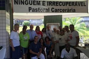Encontro Pastoral Carcerária Bahia e Sergipe 2016