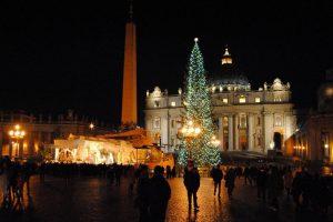Natal no Vaticano: inauguração do Presépio e árvore em 9 de dezembro