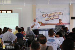 28ª Assembleia Diocesana de Pastoral é realizada em Itabuna