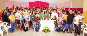 Visita Pastoral de Dom Carlos na Paróquia Senhor do Bonfim