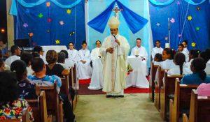 Dom Carlos está realizando pré visita pastoral