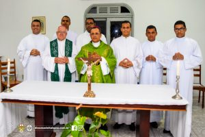 DIOCESE DE ITABUNA REABRE SEMINÁRIO PROPEDÊUTICO