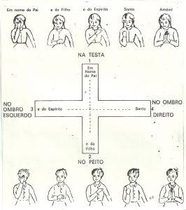 O SINAL DA CRUZ