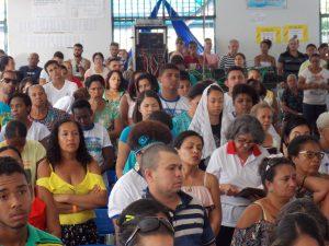ACAMPAMENTO DE ORACÃO – CAMACAN