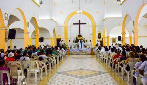 Posse dos Missionários Servos do Senhor na Paróquia Piedade