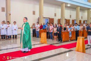 Posse Canônica do Padre Gilvan de Oliveira na Catedral de São José