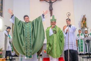 Posse Canônica do Padre Nerivaldo Santos Azevedo