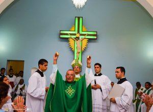 Posse Canônica do Padre Antônio Carlos Santos Calazans na Paróquia Bom Jesus em Itapé