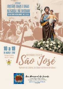 CONFIRA A PROGRAMAÇÃO DA FESTA DA CATEDRAL DE SÃO JOSÉ EM ITABUNA