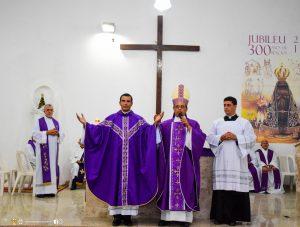 Posse Canônica do Padre Ezequias Gonçalves na Paróquia Nossa Senhora Aparecida