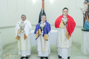 Celebração da Unidade e dos Santos óleos