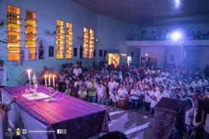 XII vigília diocesana jovem acontece na Paróquia São Judas Tadeu