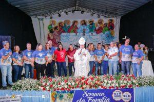 Encerramento Semana da Família: Celebração missa campal em Itabuna