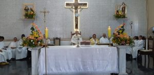 40 anos de vida sacerdotal de Padre Simeon