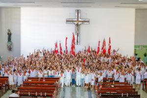 1º RETIRO DIOCESANO DO APOSTOLADO DA ORAÇÃO