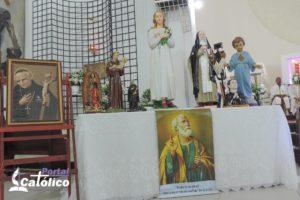 Paróquia Santa Maria Gorette em Itabuna celebrou 65 anos de fundação