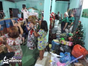 Comunidade Santa Cecília realiza Natal Solidário