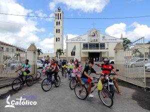 Pedal solidário e ecológico acontece em Itabuna em prol de crianças carentes
