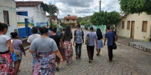 Comunidade MEFA em Itaiá dá início às atividades do mês missionário