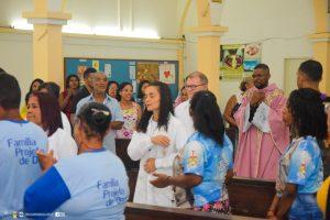 Missa de envio do Padre Frei Ivanilton