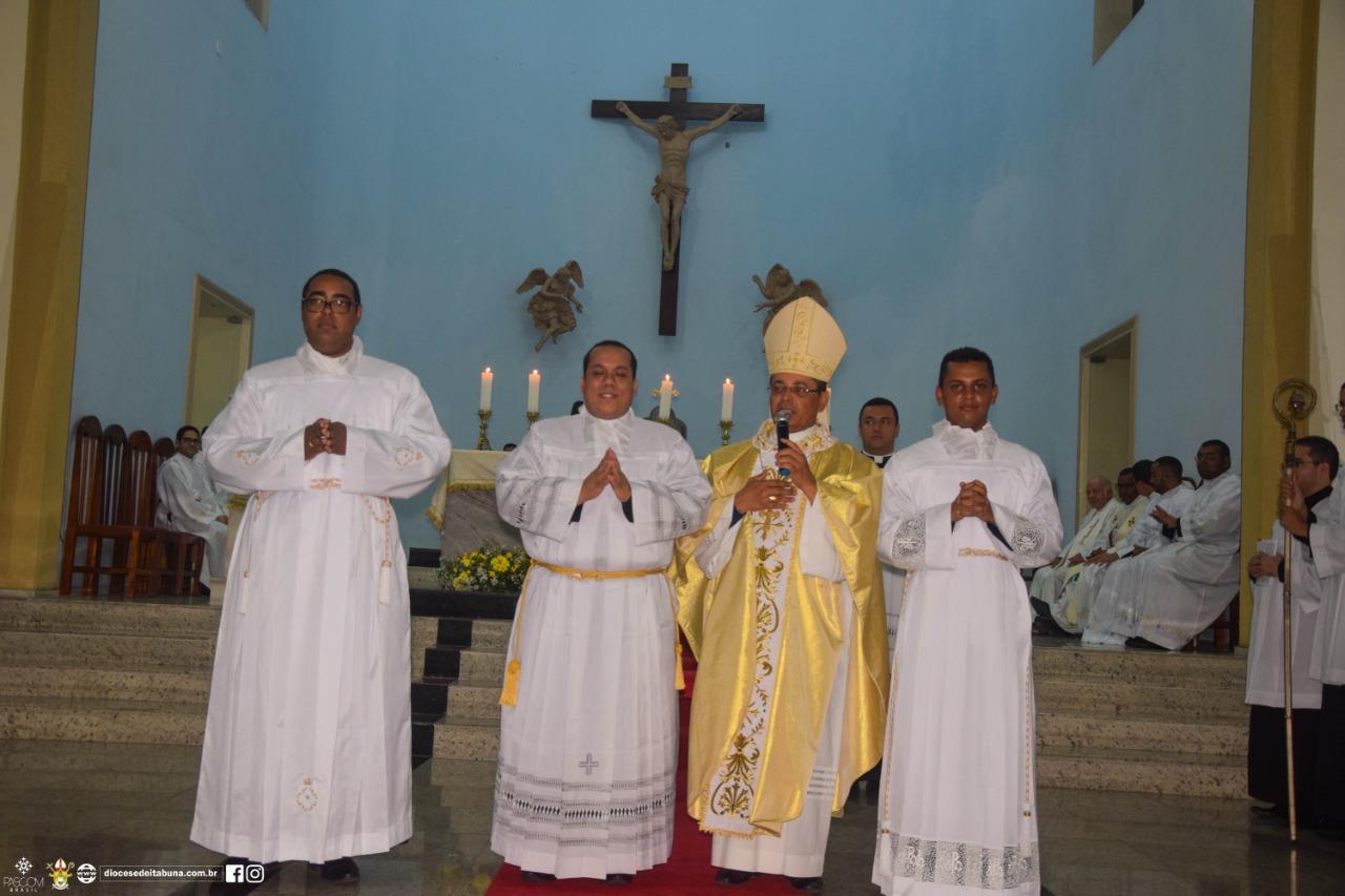 Instuição Ministério do Leitorato de Jabson, Muryllo e Pedro Vinícius