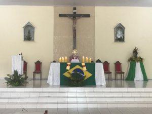 IBICARAÍ: DIA DE ORAÇÃO E ADORAÇÃO AO SANTÍSSIMO SACRAMENTO PELO BRASIL