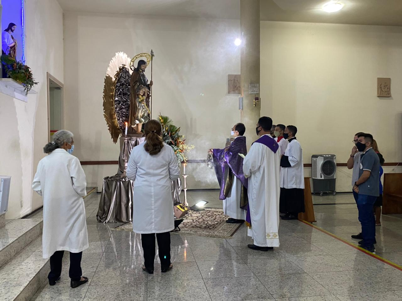 ITABUNA: 7ª NOITE DA NOVENA DO PADROEIRO DA DIOCESE
