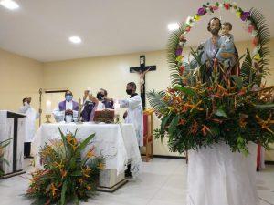 SÃO JOSÉ DA VITÓRIA: 8ª noite do Novenário de São José
